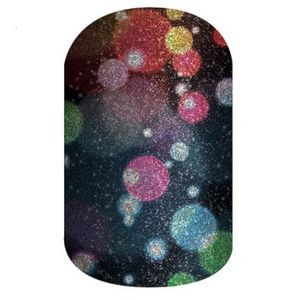 B4G1 City Lights nail wrap